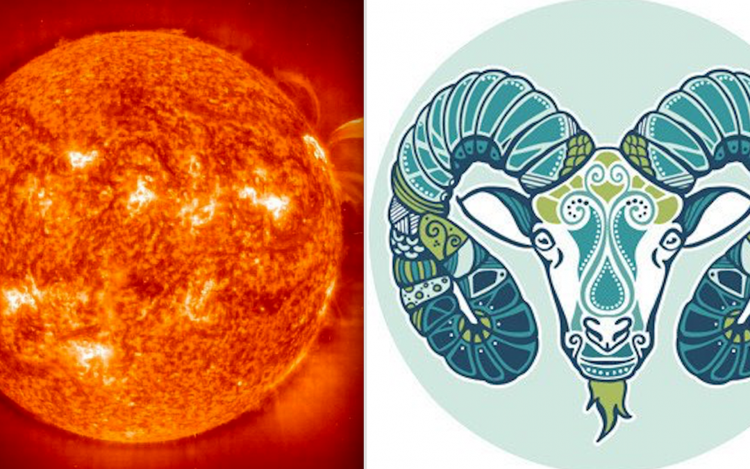 Exalted Sun in Aries